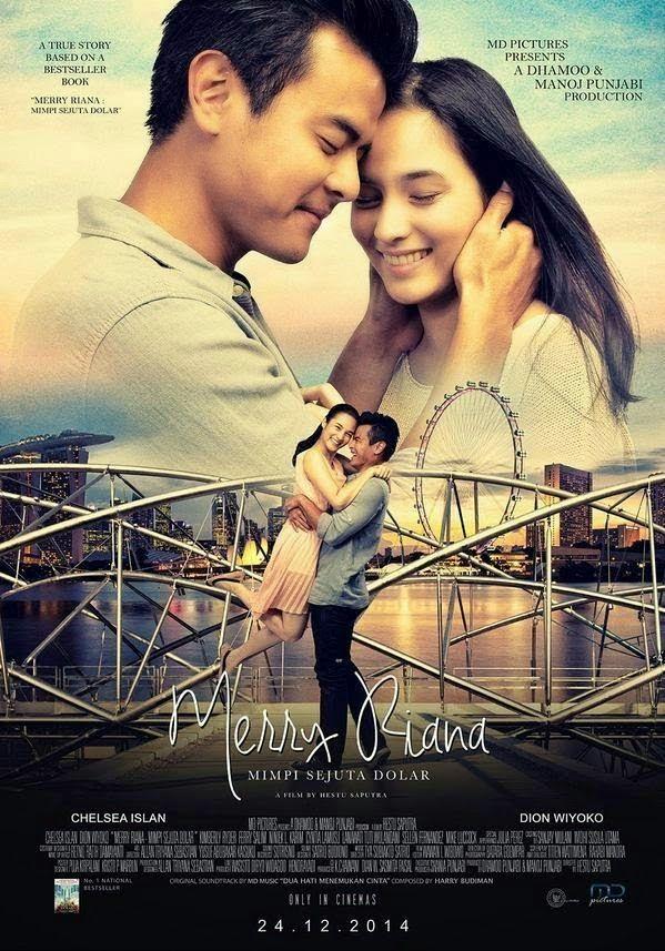 Download Film Indonesia Merry Riana: Mimpi Sejuta Dolar 2014