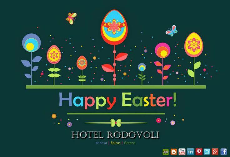 Hotel Rodovoli: Happy Easter Wishes 2014