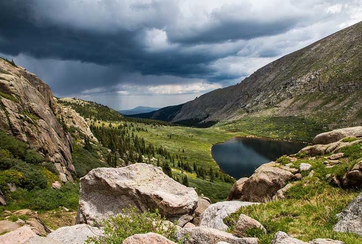 Chicago Lakes Hike from Echo Lake in Mt. Evans Wilderness | Day Hikes Near Denver - Explore The Best Hiking in Colorado