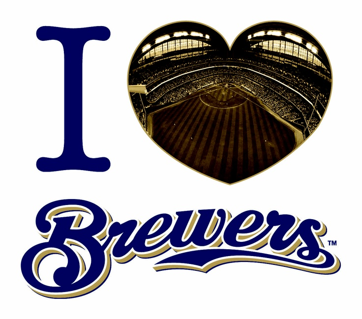 I love the #Brewers!