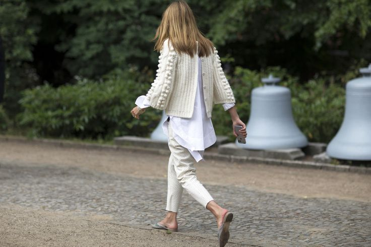 German Street Style Takes Over at Berlin Fashion Week - Total Street Style Looks And Fashion Outfit Ideas