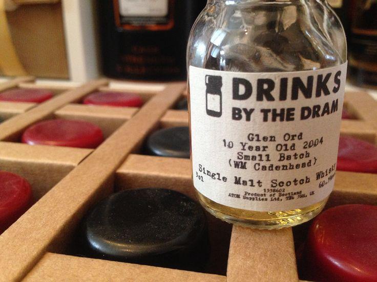 Glen Ord 2004 Cadenhead's Small Batch Review #scotch #whisky #whiskey #malt #singlemalt #Scotland #cigars