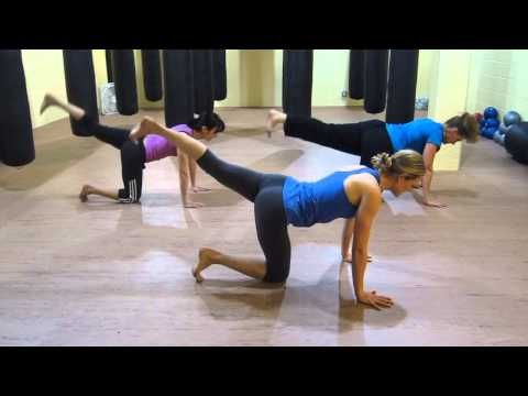 """4-Mintue Floor Workout for Tight Buns and Core  Remember to """"Like"""", """"Share"""", and """"Subscribe""""!  Then stay tuned for my next video!"""