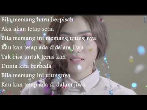 Isyana Sarasvati - Tetap Dalam Jiwa (lyrics)