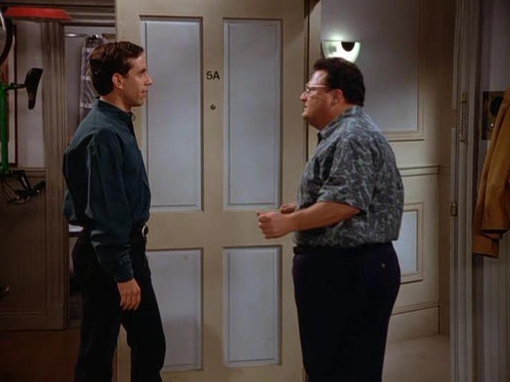 Seinfeld The Barber