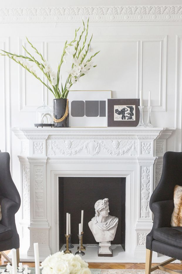 Luxuriate in the Living Room. Style Profile: Jessie D Miller: