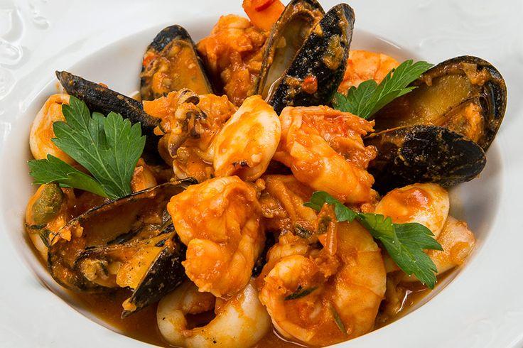 Испанский ланч из морепродуктов (зарегистрируйся на LetyShops.ru, оформи заказ в chefmarket.ru и верни от 5% от суммы заказа)
