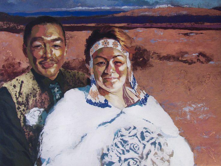 Mance Lanctot - Les mariés de la toundra