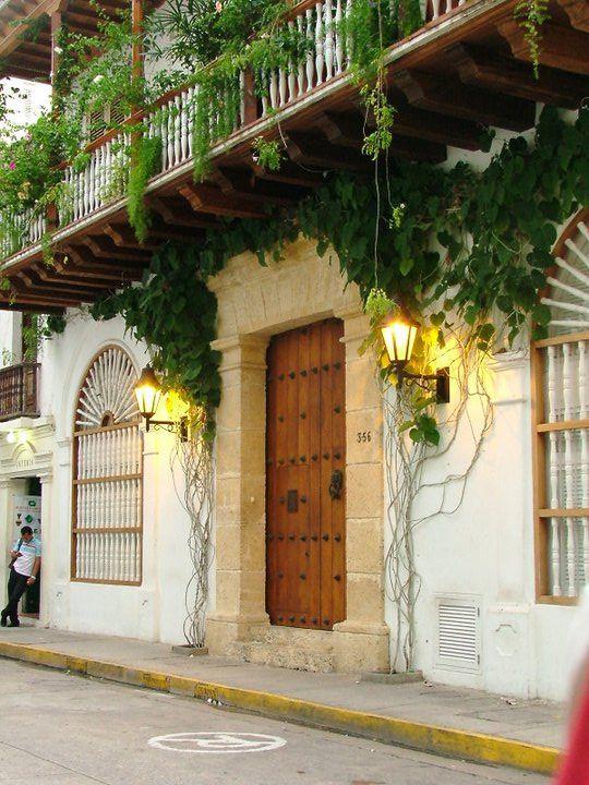 Casa en Cartagena. Colombia.