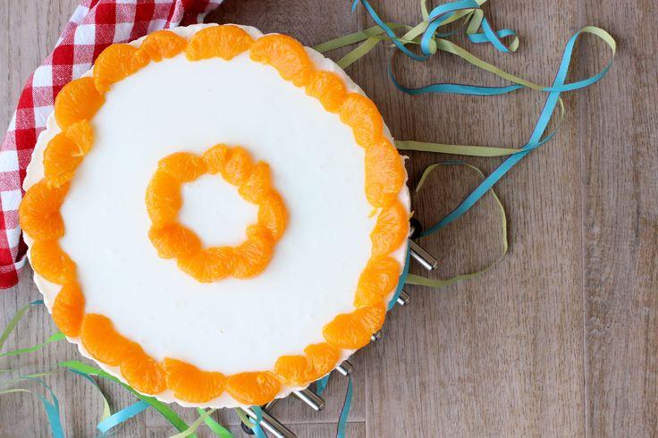 Opa's recept voor zelfgemaakte kwarktaart met gelatine vind je op eethetbeter.nl, het foodblog met gezonde recepten voor gezinnen!