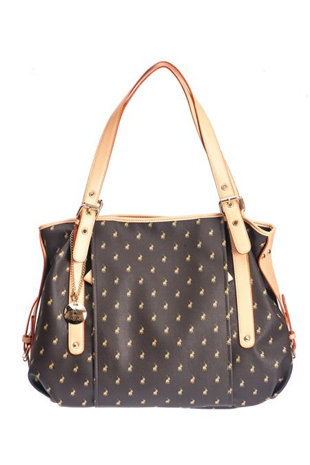 For trendsetters who love Polo handbags, look no further than Nina & Nucci.  Polo handbag R1 499. Nina & Nucci - 014 537 2678.