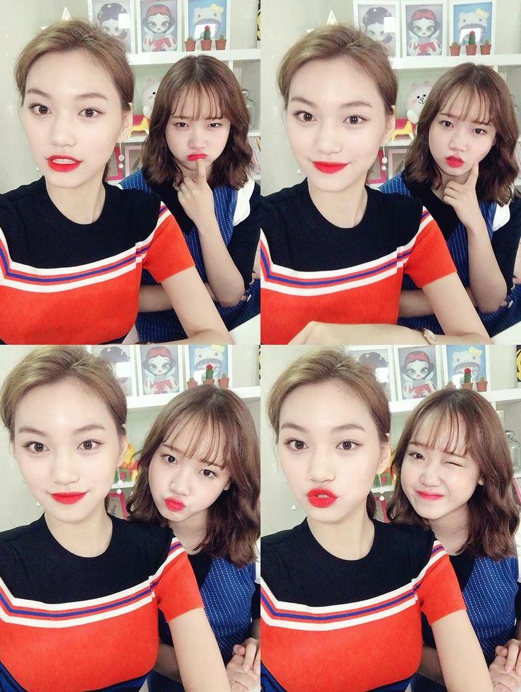 Weki Meki (위키미키) Doyeon & Yoojung
