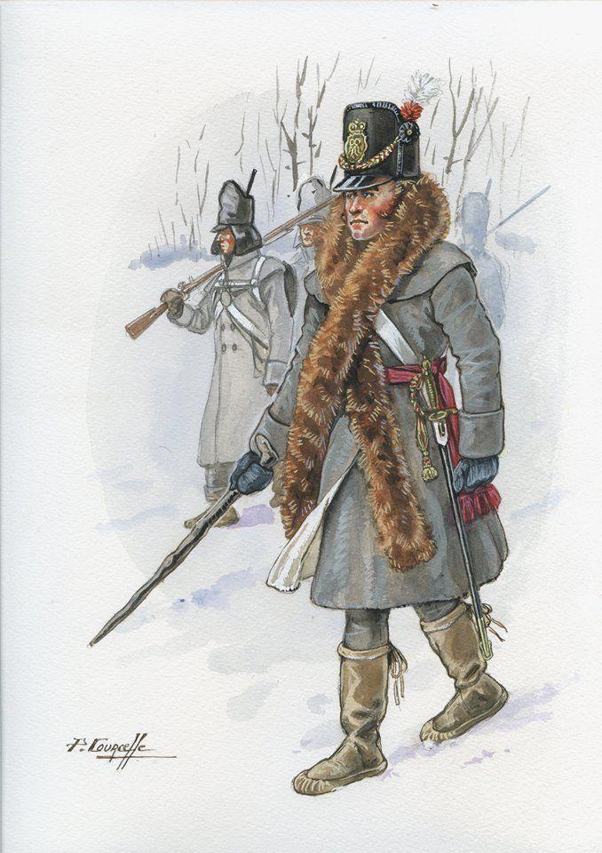 British officer, North America, War of 1812.