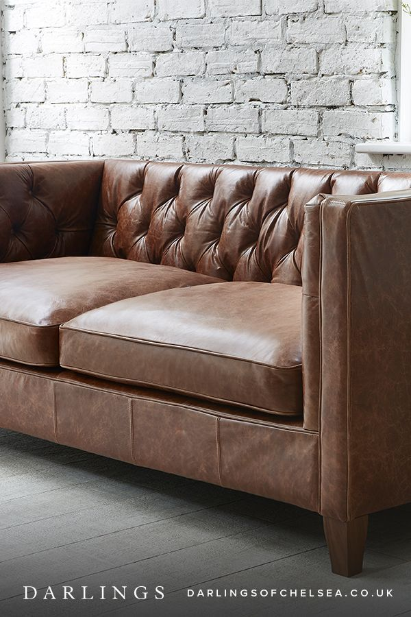 Top Leather Sofa Colours For Your Living Room Darlings Of Chelsea In 2020 Leather Sofa Contemporary Leather Sofa Modern Leather Sofa