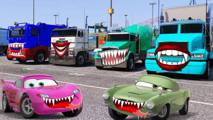 Camiones infantiles - Videos para niños - Carros para niños - Pequeño Ca...