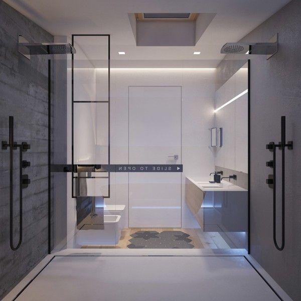 Best 25 Contemporary Shower Ideas On Pinterest Modern