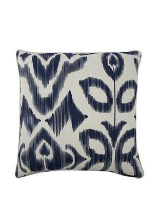 43% OFF Thomas Paul Ikat-Print Feather Pillow, Indigo