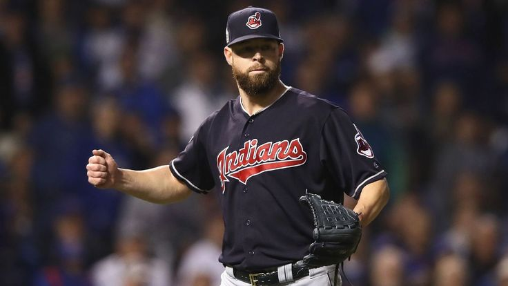 Indians ace Corey Kluber has won the 2017 American League Cy Young Award after posting AL bests in wins and ERA.