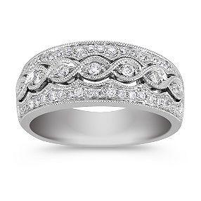 3/8 ct. t.w. Round Diamond Ring
