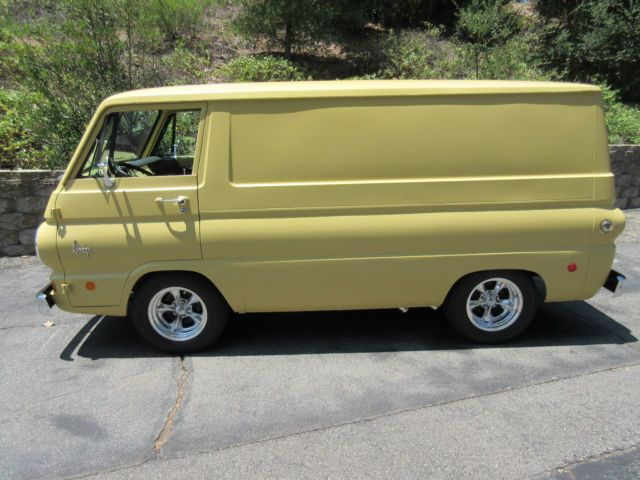 1968 Dodge A100 van for sale / resotred custom rare unique for sale: photos, technical specifications, description