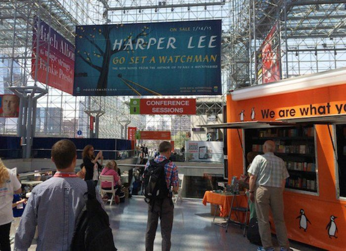 Book Expo America will be in Chicago in 2016!