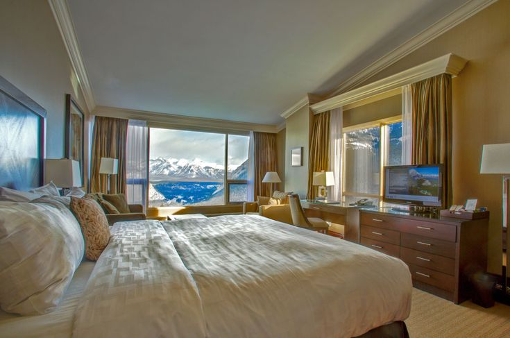 Guest Rooms - The Rimrock Resort Hotel | Banff National Park | CANADA