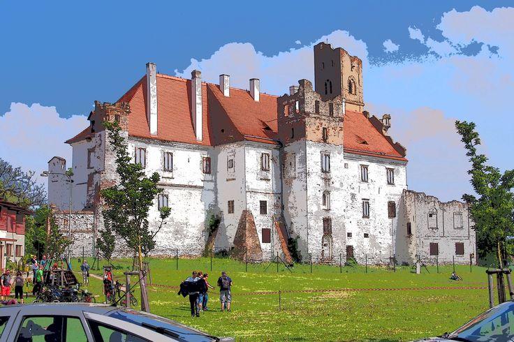 Břeclav - hrad