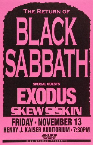 black sabbath concert posters   What is the difference between a proof and a poster?