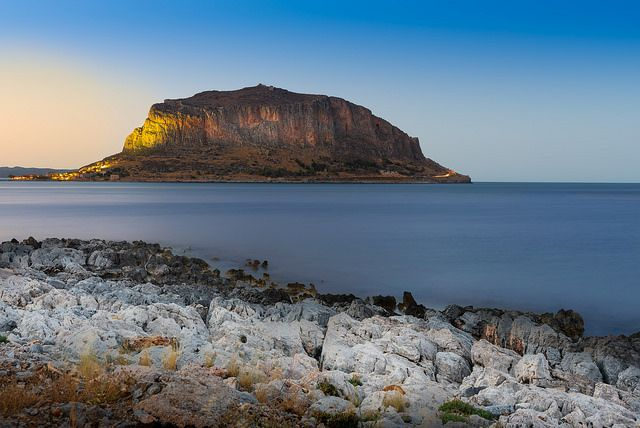 Μονεμβασια / Monemvasia - Greece #monemvasia #greece #travel #europe #lakonia #nikon_d750 #landscape #seascape #Λακωνια #Ελλαδα #Πελοποννησος #peloponnese #Μονεμβασια #architecture #buildings #long_exposure