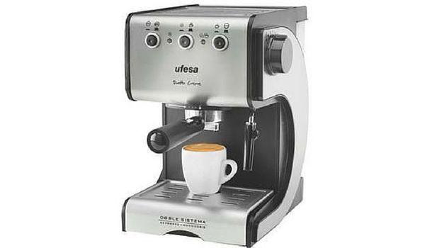 Reseña de la cafetera Ufesa CE7141 Duetto CremeEsta #café #cafetera #Ufesa #CE7141 #Duetto #CremeEsta