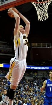 Aaron White! One of my favorite Iowa basketball players!!