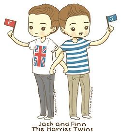 Finn & Jack aww