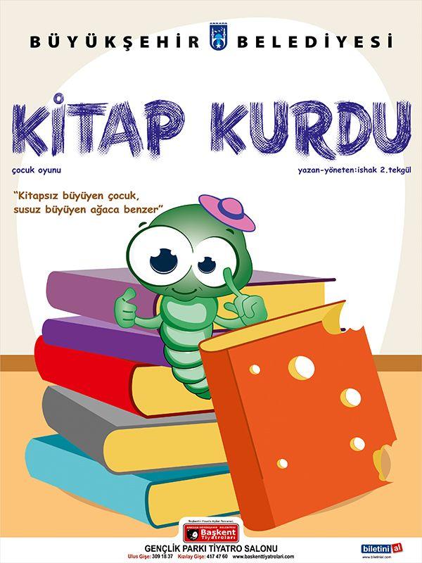 Kitap Kurdu Biletleri   Biletinial.com