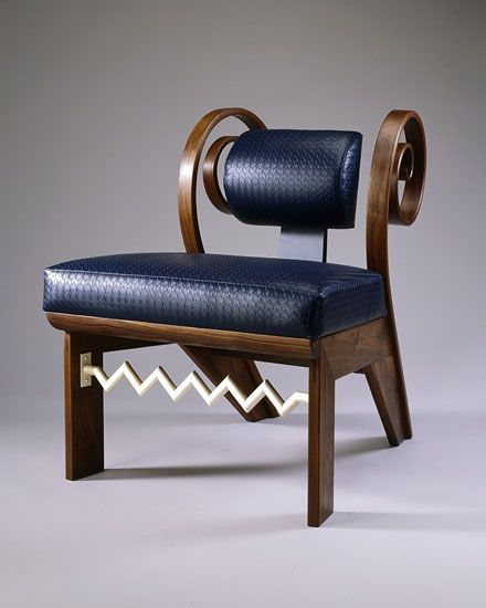 Garry Knox Bennett Chair...the man is a genious!