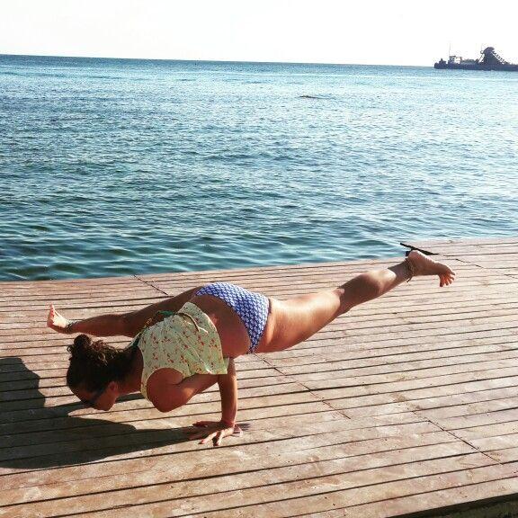 #yoga #summer