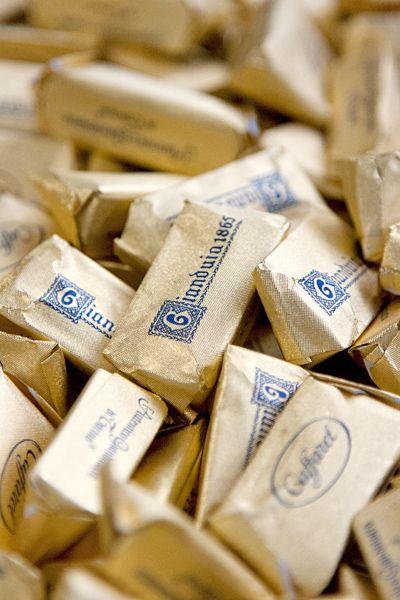 caffarel-gianduiotti #chocolate
