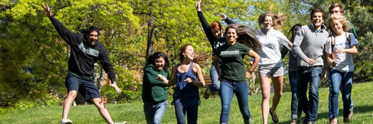 """See what """"Student Life"""" is all about at Mercyhurst U."""
