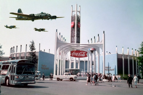 thesis on the 1965 new york worlds fair The 1965 ford mustang entered the world stage on april 13, 1964, at the new york world's fair check out the vintage photos of its debut.