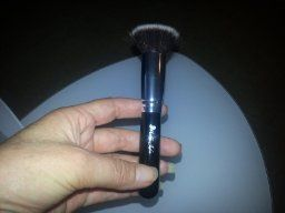 Our brand is told 'The flat top kabuki makeup brush by Malika Jafrin is a well made top notch brush.' Thank you!