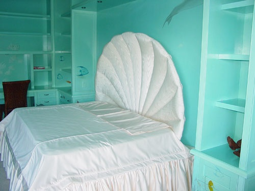 34 best Mermaid/ beach themed rooms images on Pinterest