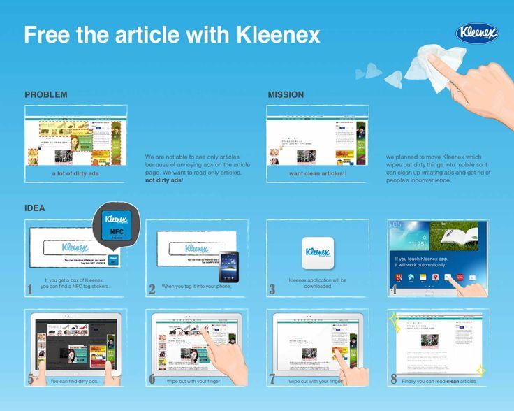 Kleenex: Clean news