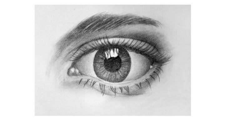 Como Dibujar El Ojo Humano Como Dibujar El Ojo Facil Como Dibujar El Ojo Facil Y Paso A Paso Dibujo Como Dibujar Ojos Ojos Dibujados A Lapiz Ojos De Hombre