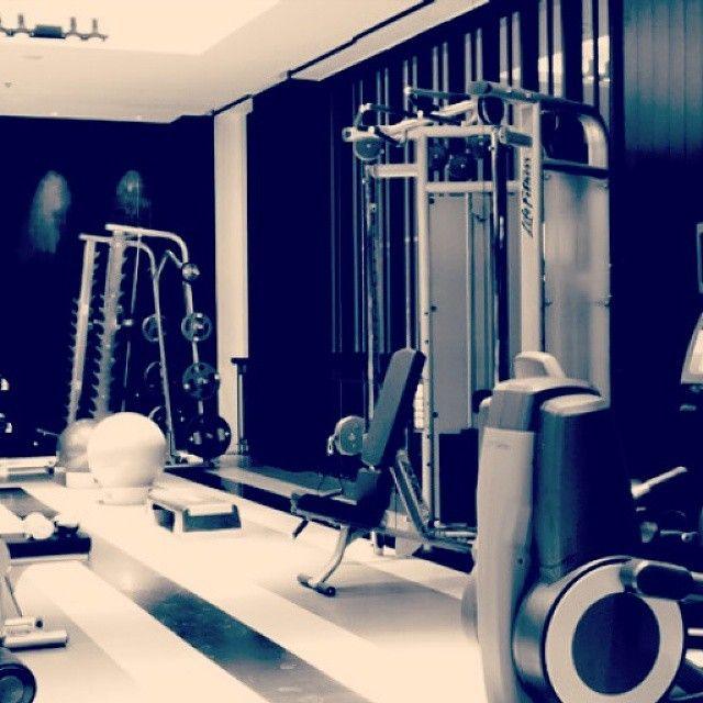 New week..New day..challenge started!!  It's time to train some muscles   #sportercom_number_1 #sports #Sporter #sportercom #challenge #gym #change #muscles #fitness #train #strength #power #gain_muscle #machines #newlife #life_style #UAE #OMAN #KUWAIT #BAHRAIN #KSA #QATAR #WORLDWIDE