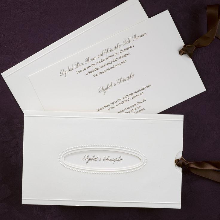 200 best Pocket Wedding Invitations images on Pinterest   Pocket ...