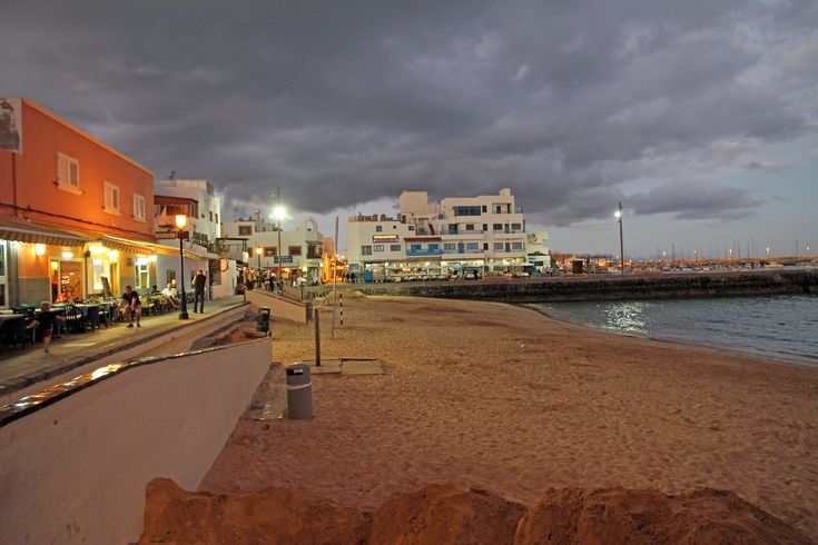 Harbor Corralejo beach Fuerteventura island Canary islands Spain http://www.travelhouseuk.co.uk/news/destinations/10-most-emerging-tourist-destinations.htm