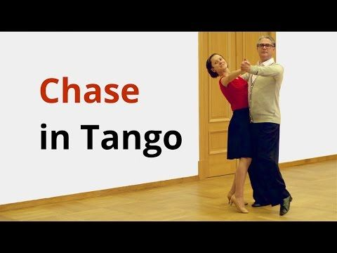 How to Dance Tilt Overwsay in Tango / Ballroom Dancing - YouTube