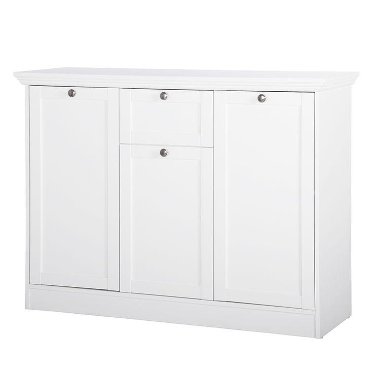 Sideboard Woodland Weiß