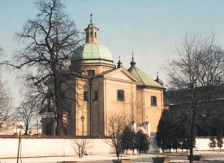 67. Tylman z Gameren, kościół Bernardynów na Czerniakowie, 1690-93. Barok dojrzały