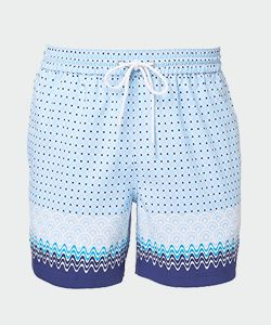 Witchery Man | Pool Print Swim Short