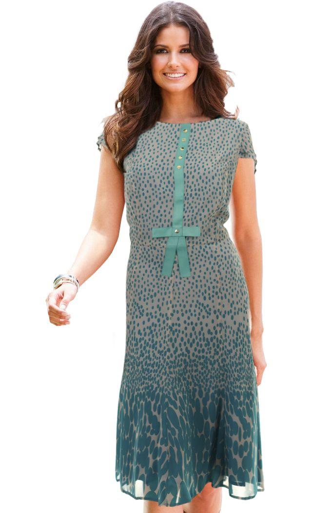 Sukienka z kolekcji firmy WIZE, model Edyta